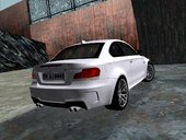 BMW 1M Coupe (LHD)