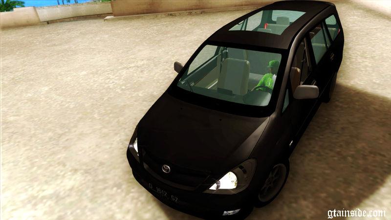 Gta San Andreas Toyota Kijang Innova 2 0 G Mod Gtainside Com