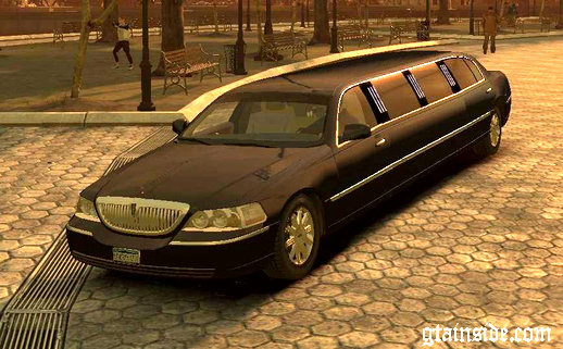 2006 Lincoln Town Car Limousine