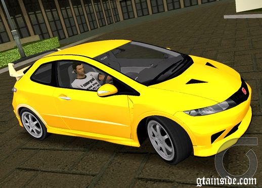 Honda Civic Type-R Mugen 2010 v1.0