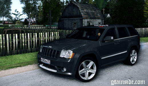 Jeep Grand Cherokee SRT8 (WK)