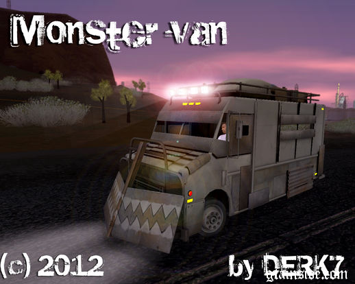 Monster Van