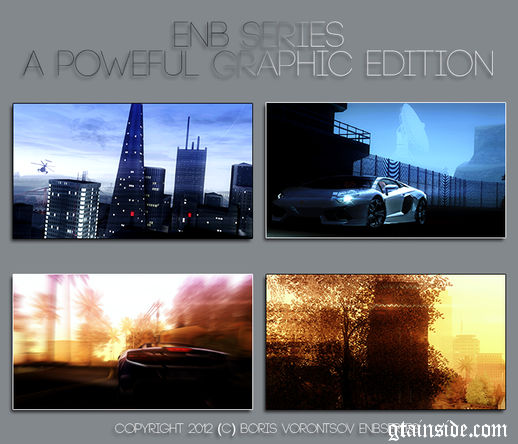 ENB Series A Powerful Graphic Edition V1