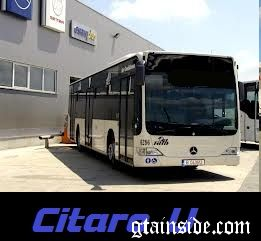 Mercedes Benz Citaro U Sound