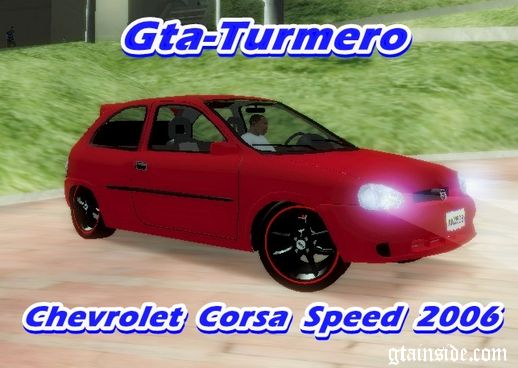 Chevrolet Corsa Speed 2006