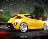 Hyundai Veloster Turbo 2012 vs 2.0