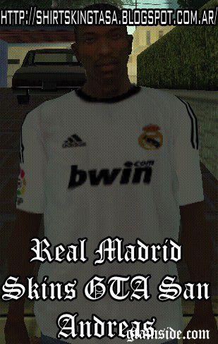 Real Madrid Fan Skins