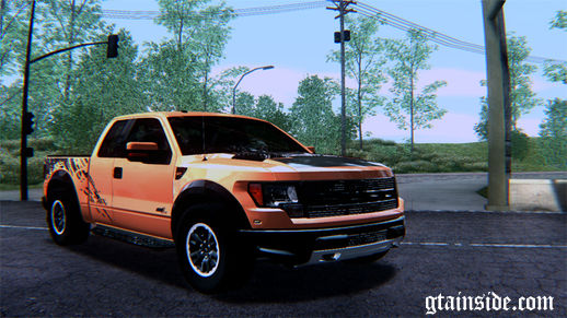 2009 Ford F-150 SVT Raptor Final