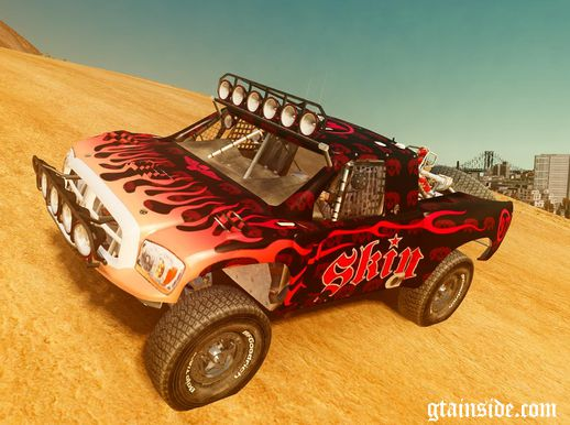 Dodge Ram Trophy Truck (DiRT2)