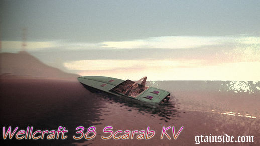 Wellcraft 38 Scarab KV