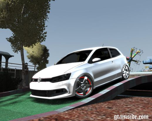 Volkswagen Polo GTI Stance 2011