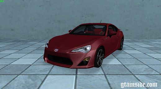 2012 Toyota 86 GTLimited