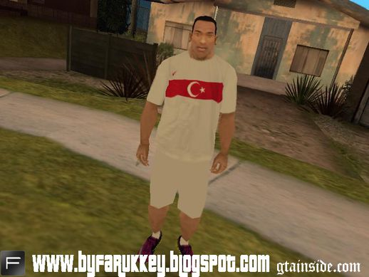 Turkish Uniform Kit v2