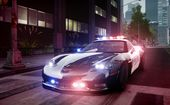 Chevrolet Corvette - LCPD Pursuit Unit