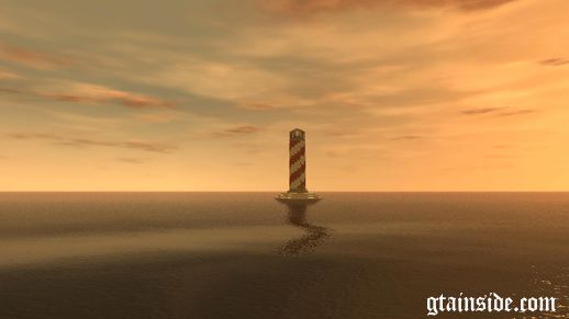 Minecraft Lighthouse Beta