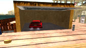 San Fierro Beach House with Garage V1