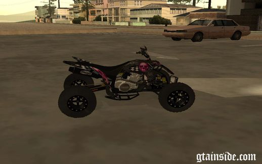 Quad Graphics Skull