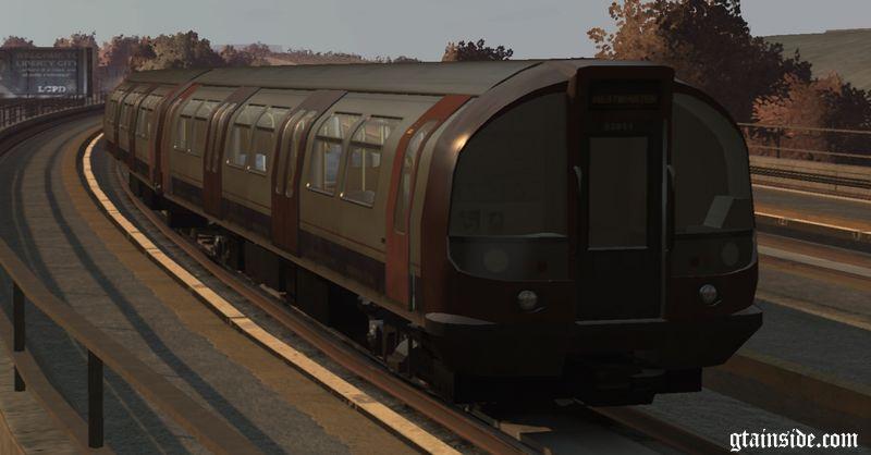 métro gta 4