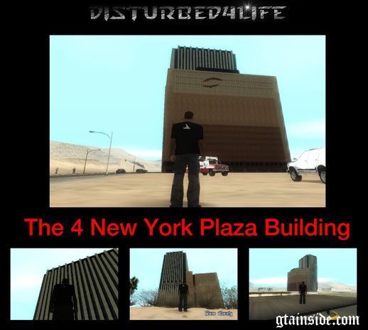4 New York Plaza Skyscrapper