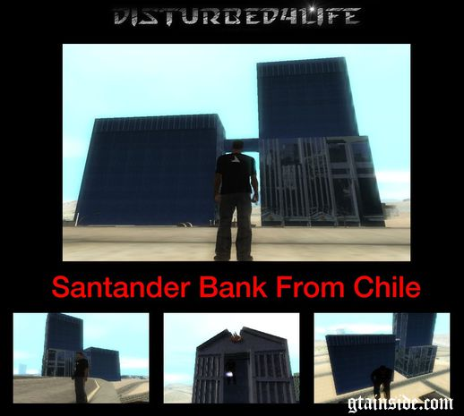 Santander Bank From Chile