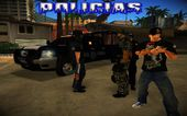 Gangs and Police Pack v1