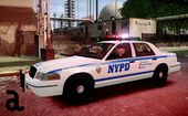 2010 Ford Crown Victoria Police Interceptor - NYPD