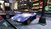 Chevrolet Corvette Sting Ray 70 Custom