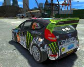 Ford Fiesta RS WRC (DiRT3)