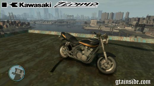 Kawasaki Zephyr Naked Bike