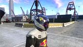Redbull Mad Mike Suit for Niko NFS SHIFT 2