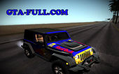 Jeep Wrangler Red Bull 2012