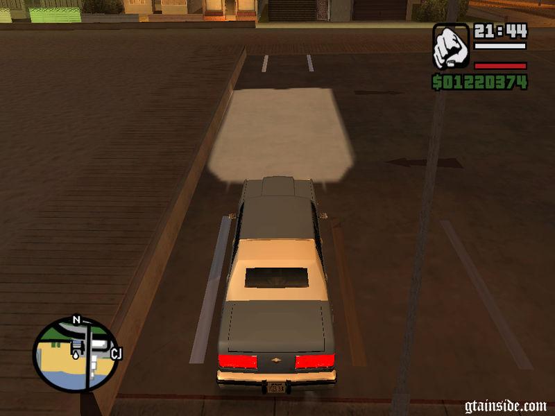 Gta San Andreas Improved Headlights Mod For Gta Sa Mod