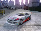 BMW Z4 M Coupe Motorsport DiRT3