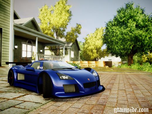 Gumpert Apollo Sport 2011