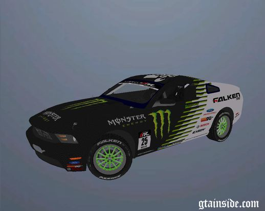 Falken Monster Ford Mustang GT 2010