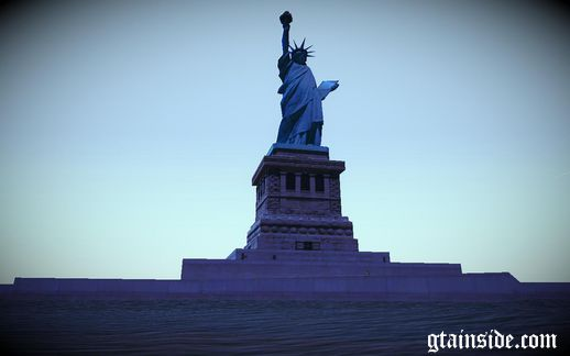 Statue Of Liberty No Isle