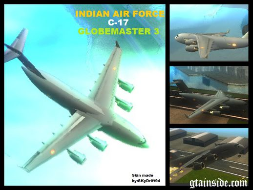 Indian Air Force C-17