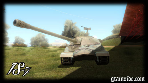 IS-7 Heavy Tank
