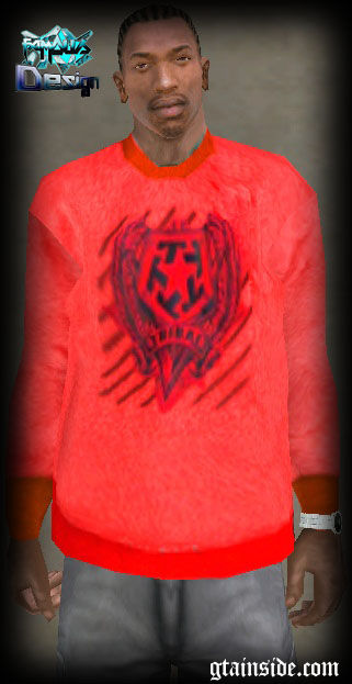 Tribal Gear RED Sweat Shirt
