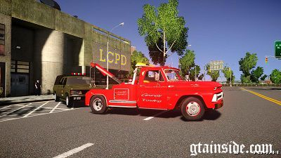 1966 Chevrolet C20 Towtruck