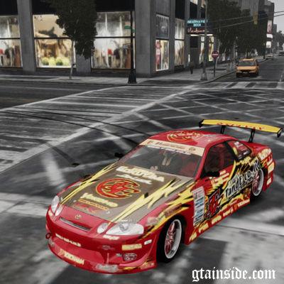 GTA 4 Toyota - Mods and Downloads - GTAinside com