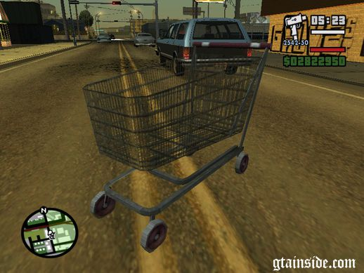 Shopping Cart for Fun