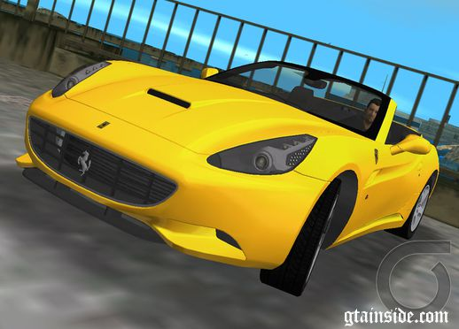 2009 Ferrari California v1.0