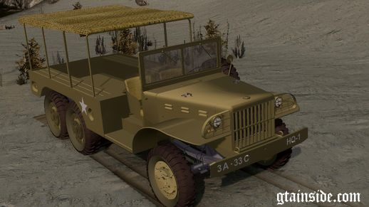 Dodge WC-62 3 Truck (World War II)