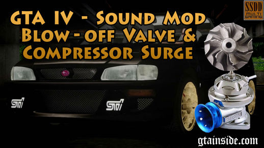 Blow-Off Valve & Compressor Surge Sound