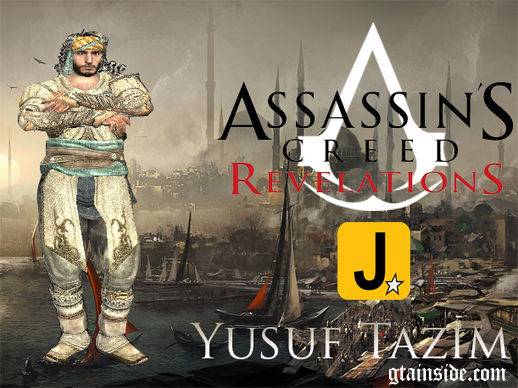 Yusuf Tazim Assassin Creed Revelation
