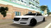 2011 Chrysler 300C SRT V10 TT Black Revel
