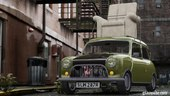 Mini Cooper - Mr. Bean