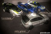 Subaru Impreza Rally Pack