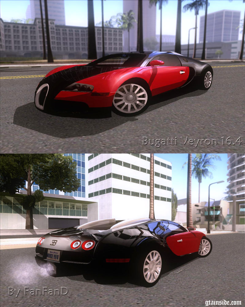 gta san andreas bugatti veyron 16 4 mod. Black Bedroom Furniture Sets. Home Design Ideas